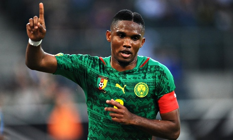 Interview foot de Samuel Eto'o